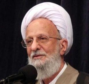 آیت الله مصباح یزدی و احمدی نژاد
