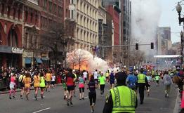 تعداد کشته و زخمی های انفجارات شهر بوستون آمریکا به ۱۴۴ نفر رسید