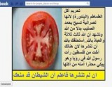Salafi prohibit tomato as Christian