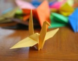 Peace activist to honor Iranian children's filmfest with paper cranes