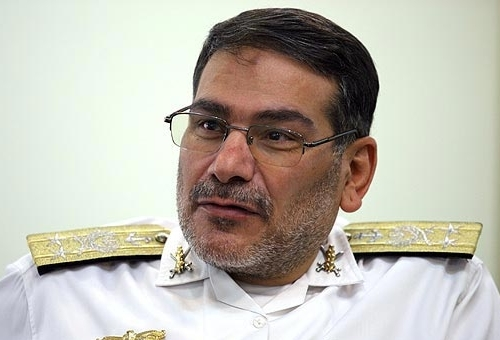 Rouhani Appoints Rear Admiral Shamkhani as SNSC Secretary