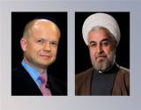 Iranian President to Meet British Top Diplomat in New York