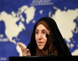 Spokeswoman: Iran Concerned about Syrian Terrorists