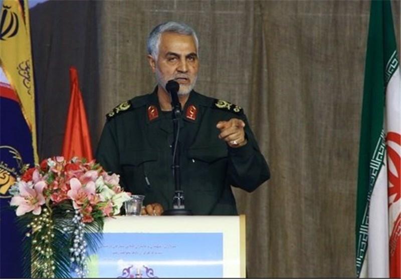 هشدار بی سابقه سرلشکر قاسم سلیمانی به رژیم آل خلیفه بحرین