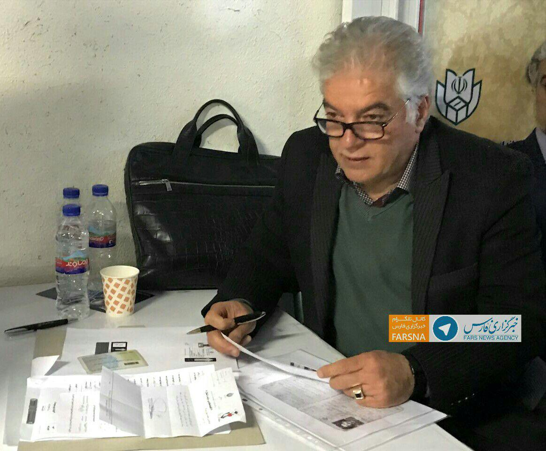 بازیگر تلویزیون و سینما نامزد انتخابات شد+عکس